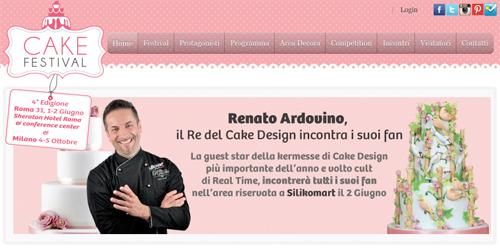 Cake Design Italian Festival Roma : Vediamoci nell area Kids del Cake Design Italian Festival ...