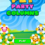 Giochi online: Pet Party Columns