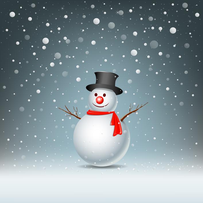 pupazzo di neve - 2