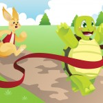 Raccontami una fiaba: La tartaruga e la lepre