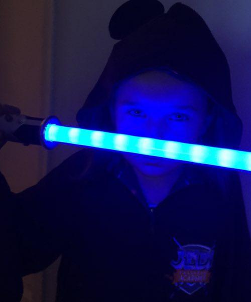 scuola per diventare Jedi