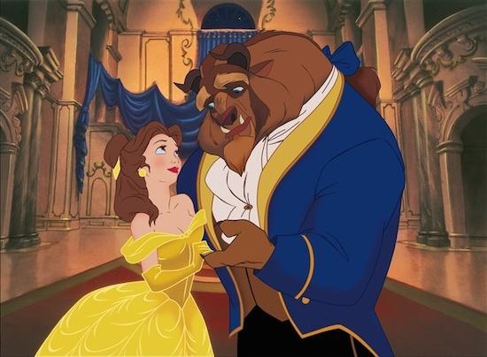 La Bella e La Bestia il ballo
