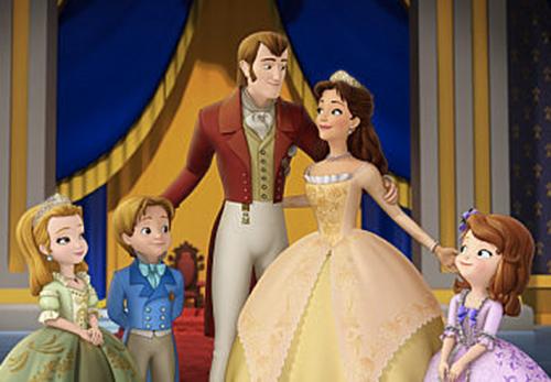 Sofia la principessa mi piace perch l 39 altra soresina for Cianografie del letto della principessa