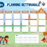 Speciale Hedrin: il planning settimanale