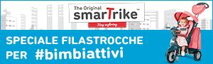 Speciale Filastrocche per #bimbiattivi