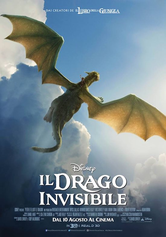 Drago Invisibile