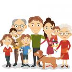Nonni e nipoti ancora più uniti con un pet