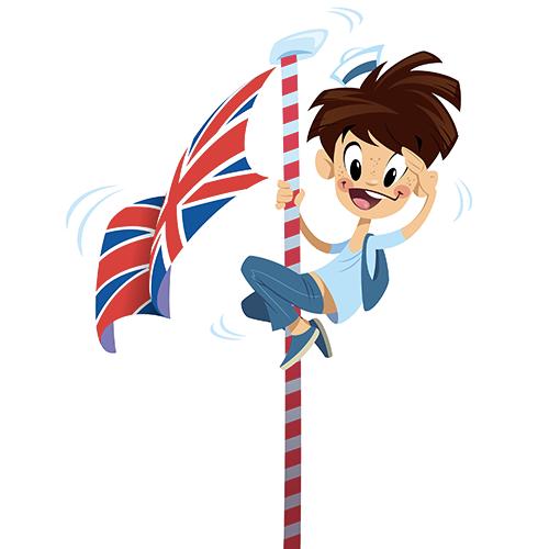 Non solo corsi: 5 modi per insegnare l'inglese ai bambini