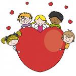 10 simpatiche idee per festeggiare San Valentino in famiglia