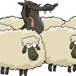 Ti racconto una fiaba: La pecorella e il lupo