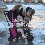 SmartFold e la bimba che voleva viaggiare