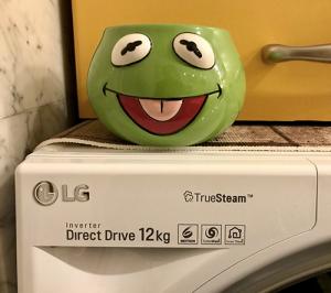 LG TWINWash la lavatrice – astronave di un altro pianeta