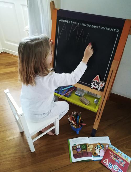 Eccezionale A B C - Imparare l'alfabeto per gioco - Filastrocche per tutti in  PW86