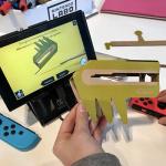 Nintendo Labo, quando il cartone diventa digitale