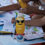 Come insegnare ai bimbi a bere acqua (almeno 8 bicchieri!)