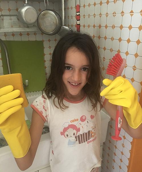 Lavori e lavoretti di casa da far fare ai bambini - Lavori da fare a casa ...