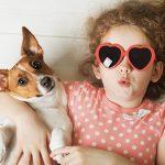 Animali e bambini un'accoppiata vincente