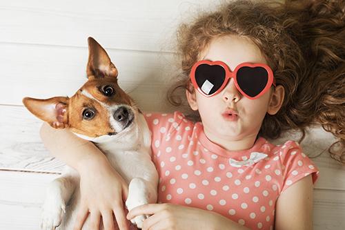 Animali Domestici E Bambini Unaccoppiata Vincente Filastroccheit