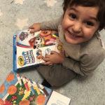 Color Wonder di Crayola, pennarelli magici senza macchia