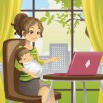 Smartworking: come intrattenere i bambini quando si lavora da casa