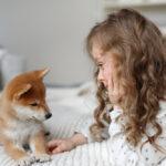 Animali e bambini: auguri per il Nuovo Anno